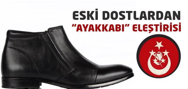 Saadet Partisinden İktidara Ayetli Ayakkabı eleştirisi!
