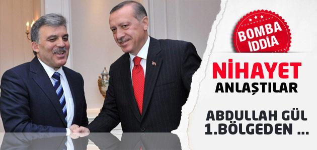 11. Cumhurbaşkanı Abdullah Gül de Ak Parti adayı!