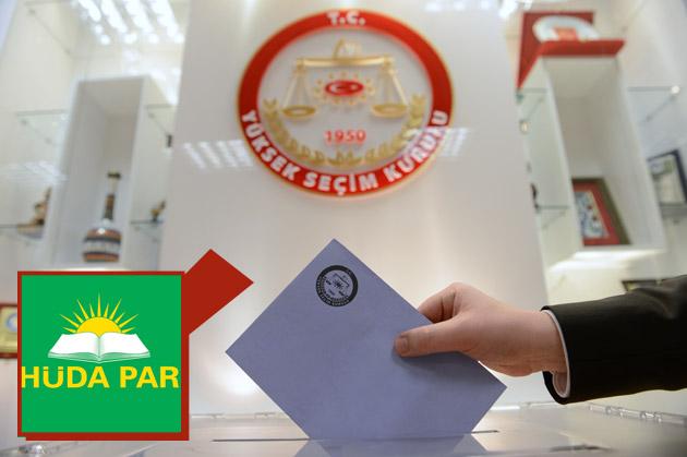 Partilerin oy pusulası sıralaması- Hangi parti kaçıncı sırada?