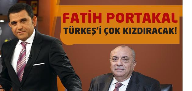 Fatih Portakal, Tuğrul Türkeşe patladı!
