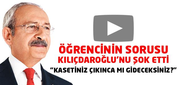 Kemal Kılıçdaroğlu canlı yayında hiç bu duruma düşmemişti!
