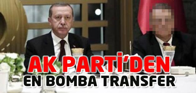 Saadet Partisi ile görüşmenin ardından yeni transfer bombası!