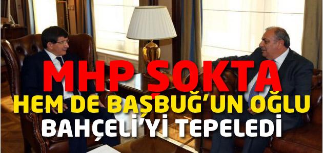 MHPli Tuğrul Türkeş Ak Parti-HDP kabinesine giriyor!