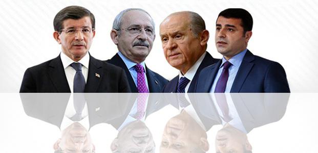 Avrasya Kamu Araştırma Şirketi (AKAM) son seçim anketini yayınladı. Bir seçim anketinde ilk kez HDP, MHPyi geçti.