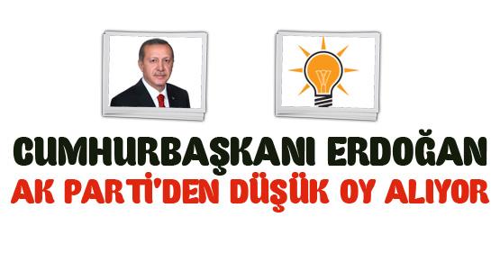 Erdoğan mı, Ak Parti mi daha yüksek oy alacak?