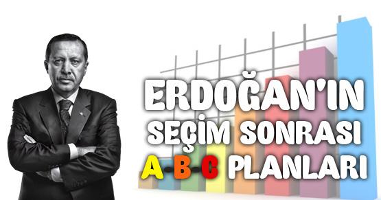 Erdoğan seçim sonrası bunları mı planlıyor?
