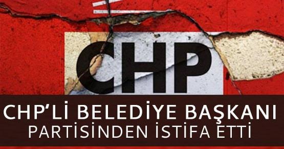 Seçimlere 5 ay kala CHP bu istifa ile sarsıldı