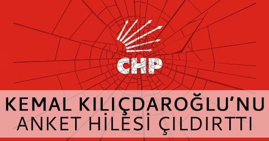 CHP seçim anketleri ile zor günler yaşıyor