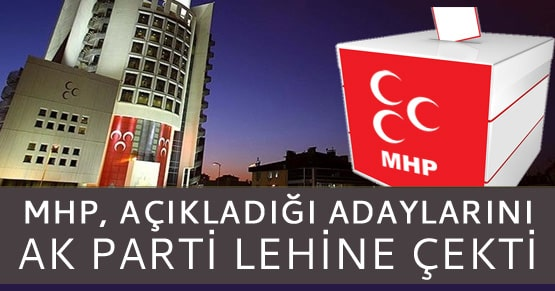 MHP Erzurum ve Denizli adaylarını geri çekti