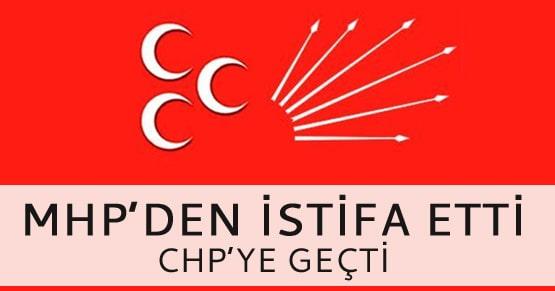 MHP istifası CHP ile sonuçlandı