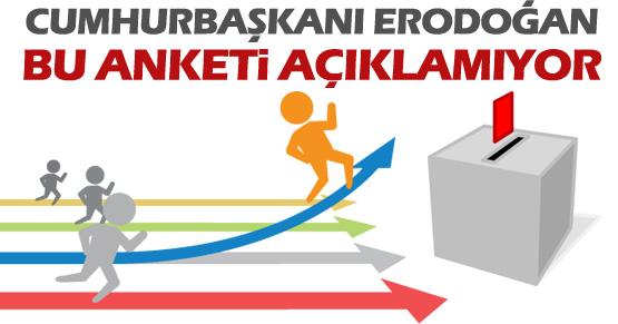 Cumhurbaşkanı Erdoğan bu sonuçları neden açıklamadı?