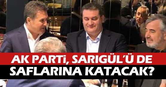 Mustafa Sarıgül de Ak Parti saflarında olacak!
