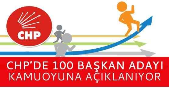 CHP 100 belediye başkan adayını daha açıklıyor