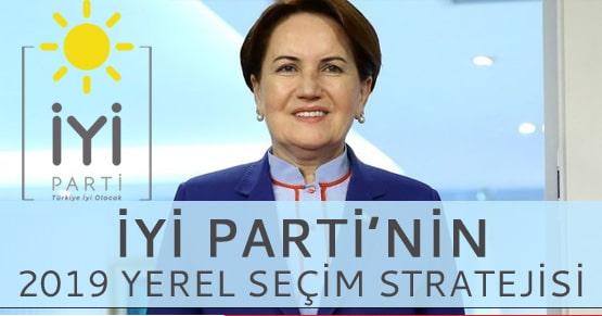 Merel Akşener ve ekibinin yerel seçim stratejisi
