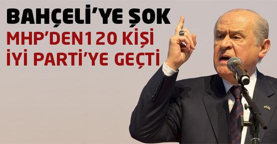 MHP lideri Bahçeli partisine çağırmıştı ama..