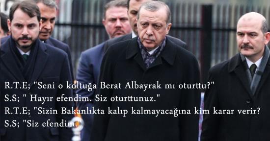 Bakan Süleyman Soylu neden istifa etmedi?