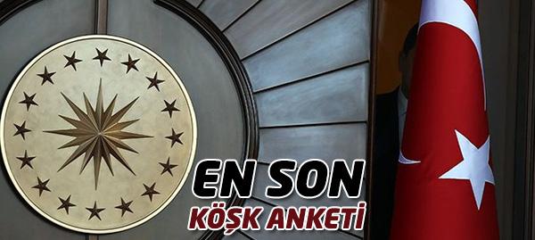 Cumhurbaşkanlığı Seçiminde Ak Parti Adayının Alacağı Oy Oranı..