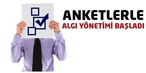 Türkler ve IŞİD anketinin sonuçları