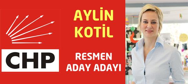Gazeteci-yazar Aylin Kotil CHP Beyoğlu Belediye Başkanlığına Resmen Aday Adayı !
