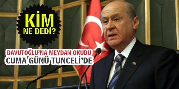 MHP Lideri Devlet Bahçeli Cuma Günü O İle Gidiyor!