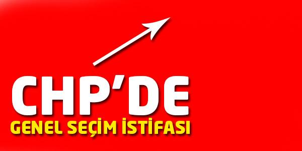 CHPli Başkan 7 üye ile birlikte istifa etti!
