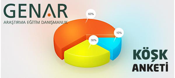 Genar Köşk Anketi Sonuçları