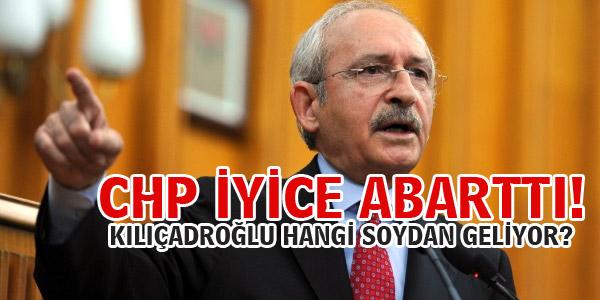 CHP Dini Açılım işini fena abarttı! Kılıçdaroğlu hangi soydan geliyor?