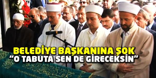 Beyoğlu Belediye Başkanı Ahmet Misbah Demircan ŞOK OLDU!