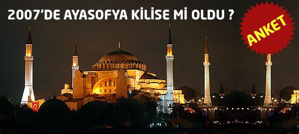 Ayasofya Cami mi, Kilise mi, Müze mi ?