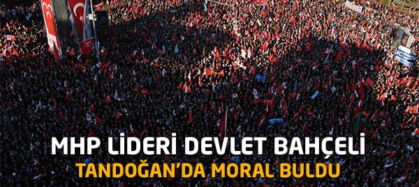 MHP Ankara Tandoğan Mitingi!