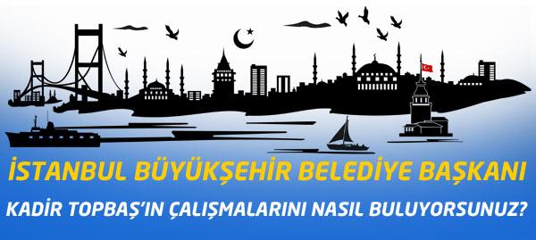 İstanbul Büyükşehir Belediyesi Memnuniyet Anketine Katılın !