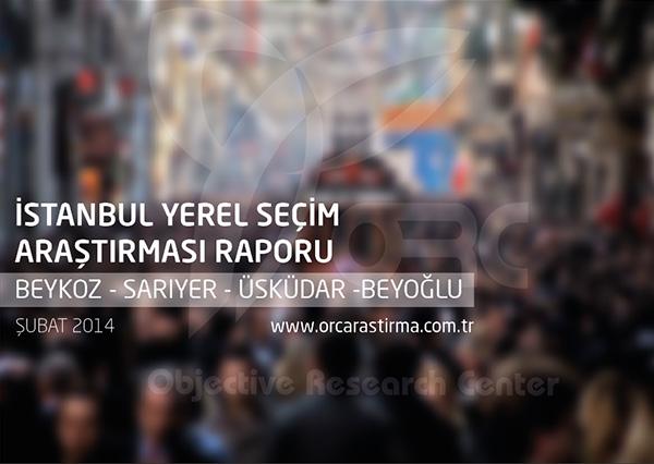 İstanbul İlçeleri Anket Sonuçları