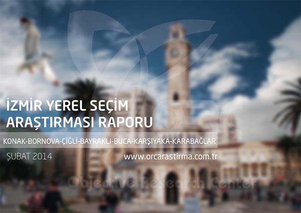 İzmir İlçeleri Anket Sonuçları