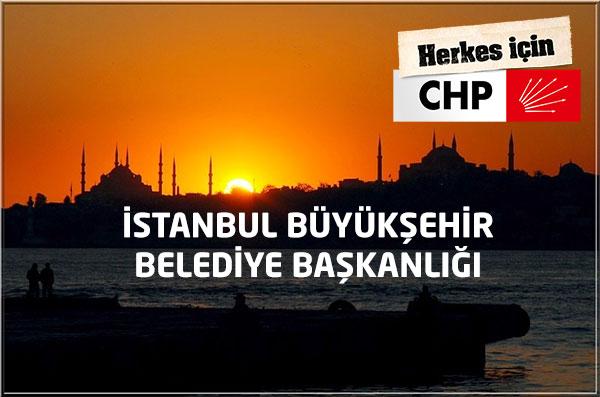 İşte CHP İstanbul ve İlçelerinin Sürpriz Listesi