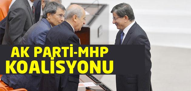 BOMBA KULİS: AK Parti ile MHP koalisyon kuracak